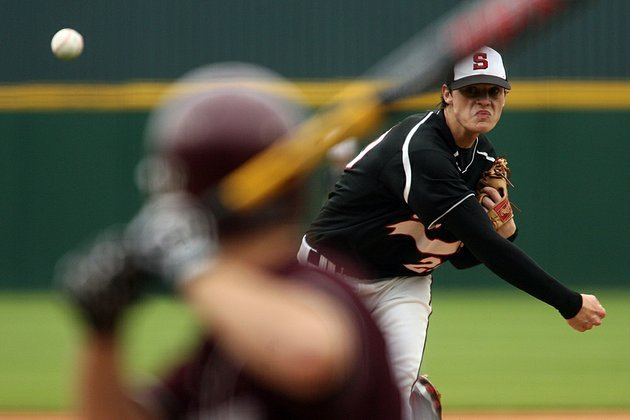 searcy-starting-pitcher-dillon-howard-delivers-against-benton-during-the-6a-state-championship-game-friday-may-8-2009-at-baum-stadium-in-fayetteville