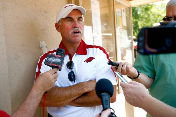 Arkansas Democrat-Gazette/JASON IVESTER --07/13/12--