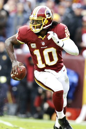 Washington quarterback Robert Griffin III returns to his home state of Texas today as the Redskins take on the Dallas Cowboys in Arlington, Texas.