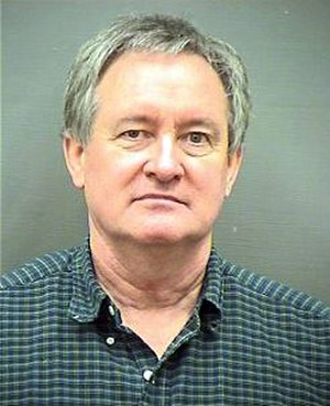 This Sunday, Dec. 23, 2012, booking photo provided by the Alexandria, Va., Police Department shows Idaho U.S. Sen. Mike Crapo. Crapo was arrested early Sunday morning, Dec. 23, 2012 and charged with driving under the influence in a Washington, D.C., suburb, authorities said.