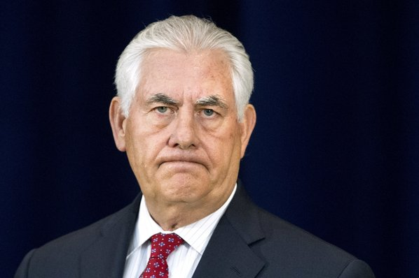 Tillerson Meets ASEAN Ministers For Support On North Korea