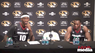 Players - Missouri Postgame