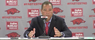 Kelvin Sampson recaps Arkansas' 84-72 win over Houston