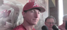 Jax Biggers on his baseball knowledge, his first year at Arkansas, playing in front of family and more