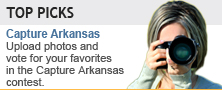 Top Picks - Capture Arkansas