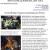 Crystal Bridges Acquires Contemporary Works