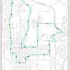 Bentonville Half Marathon Route