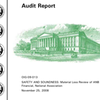 Material Loss Review of ANB  Financial, National Association