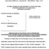 DHS filing May 5