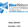Blue Ribbon Committee final report