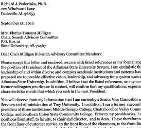 Covering letter for resume doc