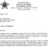 Deputy terminated after chase, crash