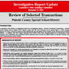 Audit of Pulaski County Special