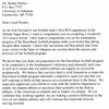 Petrino letter of agreement