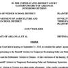 Order in Weiner merger suit
