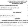 Judgment in Weiner merger suit