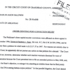 West Memphis Case: Order denying post-conviction relief