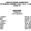 AB Committee Membership 2011