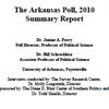 UA's Arkansas poll