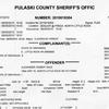 Alexander arrest report