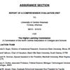 UCA accreditation report