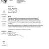 Garland Camper resignation letter