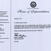 State representative letters