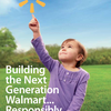 Walmart's Sustainability Commitment