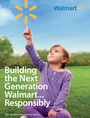 walmart the future is sustainability The announcement of new walmart sustainability initiatives include several methods of reducing greenhouse gas emissions and increase transparency doubling local produce, reducing emissions transforms the future of us egg production for good.