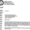 Letter from Dept. of Education