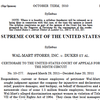 Wal-mart ruling