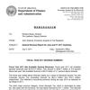 Fiscal 2011 Arkansas revenue report