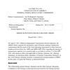 FERC judgment on MISO-SPP agreement