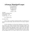 Municipal League legal advice on prayer
