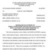 Joshua Intervenors desegregation memorandum