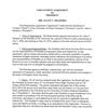 Allen Meadors UCA contract