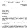 Sept. 7 filings in desegregation case