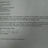 Passailaigue resignation letter
