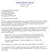 Letter to Donahoe