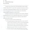 Parsons memorandum