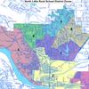 North Little Rock School District Zones