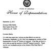 Hudson Hallum resignation letter