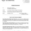 October revenue report