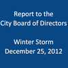 Little Rock storm update