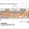 Ronald McDonald room floor plan