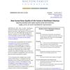 Walton Family Foundation quality of life survey