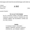 House Bill 2274
