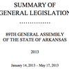 New laws from 89th General Assembly