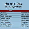 Week 2 Kickball