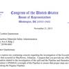 Letter: Griffin opposed to restarting Pegasus pipeline